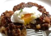 Crisp Roast Beef Hash